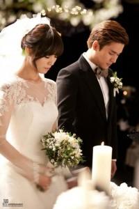 Сватбата на Сън И