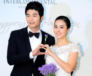 Ки Сонг Юнг и Хан Йе Джин