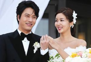 Хан Дже Сок и Пак Сол Ми